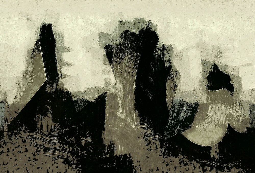 A Digital Painting,  23 April 2012 by Albert