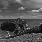 Dunnottar Castle and Coast by Stuart1882