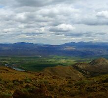 Antelope Valley Panorama by Dave Tunstall