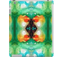 Life Patterns 1 - Abstract Art By Sharon Cummings iPad Case/Skin