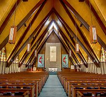 St James UMC by JGetsinger