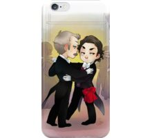 Dance with me iPhone Case/Skin