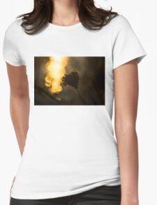 Luminous Seed Shine Womens Fitted T-Shirt