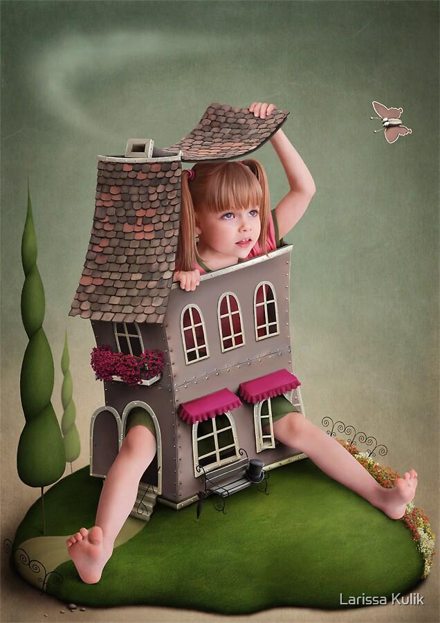 I grew up? .. by Larissa Kulik
