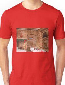 Tudor Dining Room Unisex T-Shirt