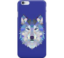 Geometric Wolf iPhone Case/Skin