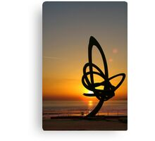 Kite Tails Canvas Print