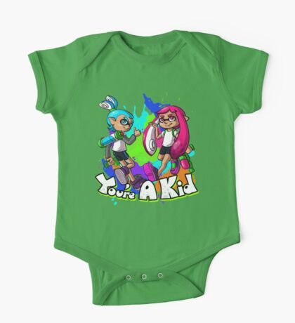 You're a Kid Now One Piece - Short Sleeve