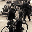 War Weekend Pickering Yorkshire: Reprimand! by patjila