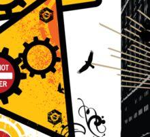 Industrial Carnage Sticker