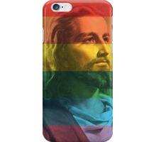 Gay Pride Jesus iPhone Case/Skin