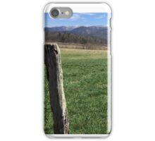 Cades Cove iPhone Case/Skin