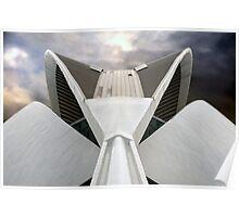 Palau De Les Arts  Detail III - CAC Poster