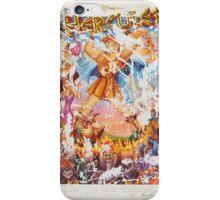 Distressed Hercules Poster iPhone Case/Skin