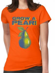 Grow A Pear Womens Fitted T-Shirt