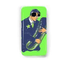 Hold The Pickle - American Oddities #3 Samsung Galaxy Case/Skin