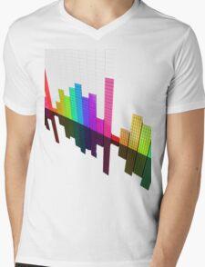 graph T Mens V-Neck T-Shirt