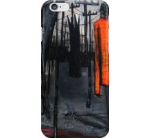 sewer demon. iPhone Case/Skin