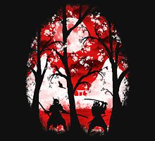 Samurai Battle Unisex T-Shirt