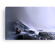 The Sapo waterfall Metal Print