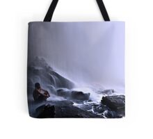 The Sapo waterfall Tote Bag