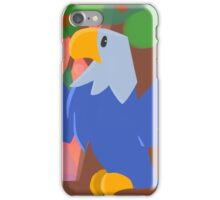 eagle i guess iPhone Case/Skin