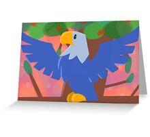 eagle i guess Greeting Card
