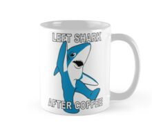 Coffee Left Shark Mug