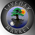 LiveOak logo by Zack Nichols