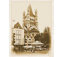 Koeln Altstadt Photographic Print