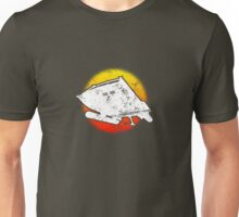 Type F Class Space Craft Star Shuttle Fleet Dark Unisex T-Shirt