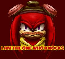 Knocking Knuckles by BigOrangeStar