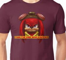 Knocking Knuckles Unisex T-Shirt