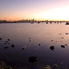 Purple Bay, Williamstown by morealtitude