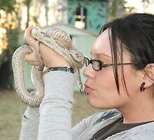 Snake Charmer by Erica Hurteau