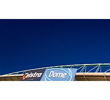Telstra Dome Photographic Print
