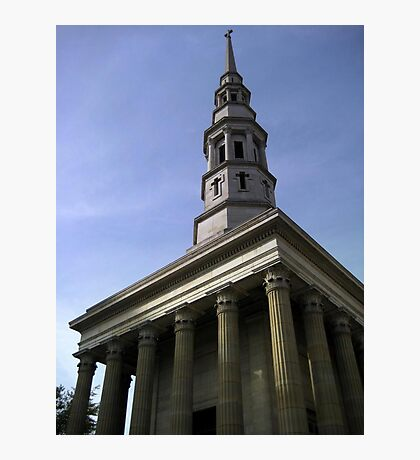 A Christian Church  Photographic Print