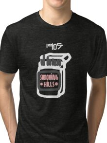 Smoking Hills Tri-blend T-Shirt