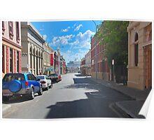 Fremantle Market St. Poster