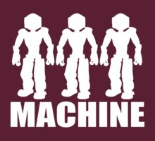 MACHINE by OTIS PORRITT