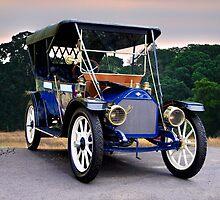 1911 Everett Model 30  by DaveKoontz
