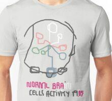 Norml brain cells activity 19.05 Unisex T-Shirt