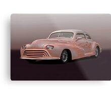 1946 Oldsmobile 'Custom' Sedanette Metal Print