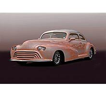 1946 Oldsmobile 'Custom' Sedanette Photographic Print
