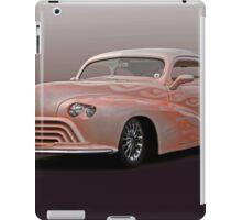1946 Oldsmobile 'Custom' Sedanette iPad Case/Skin
