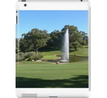 Kings Park, Perth iPad Case/Skin