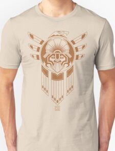 Inca Bird Tattoo Unisex T-Shirt