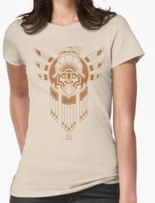 Inca Bird Tattoo Womens Fitted T-Shirt