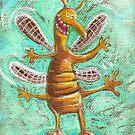 crazy bug by Tristan Klein