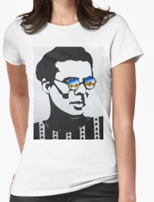 Aldous Huxley Womens Fitted T-Shirt